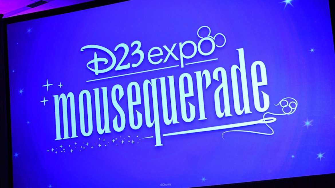 Check Out the Amazing Costumes from This Year's D23 Mousequerade