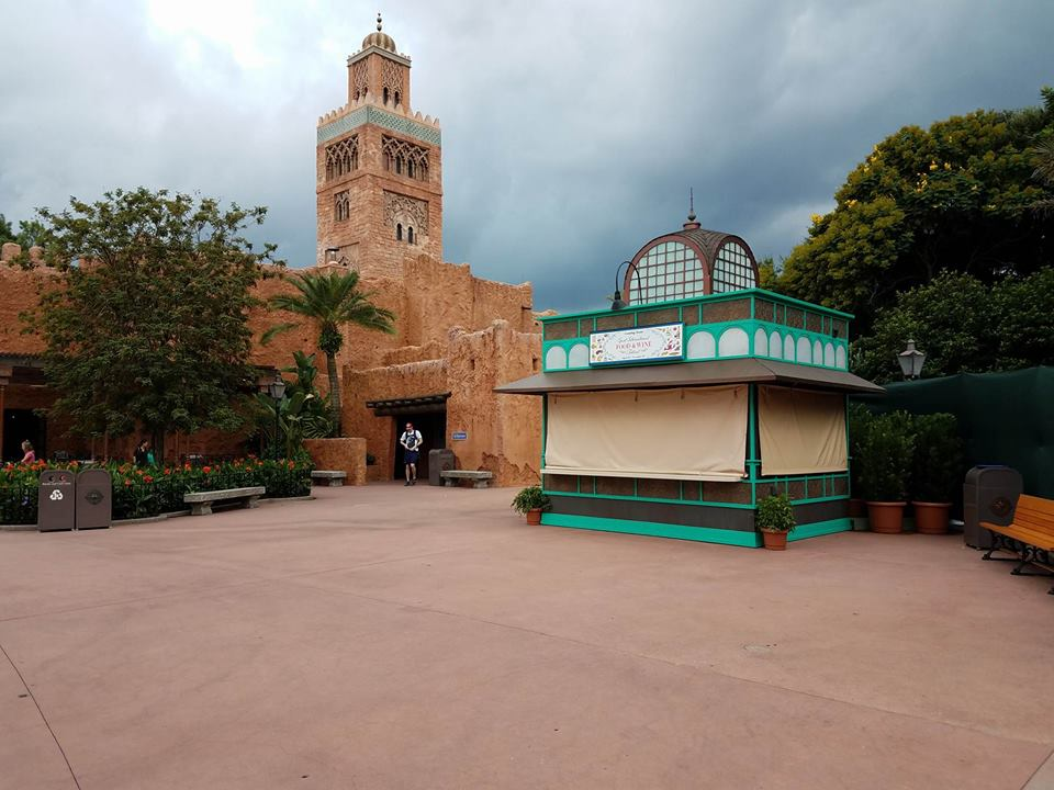 Photo Tour of Epcot Food and Wine Festival Booths