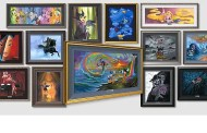 Disney's Fine Art Now Available at New Store Located at The Forum Shops in Ceasar's Palace Las Vegas
