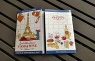 The 2017 Epcot Food & Wine Festival Passport Revealed
