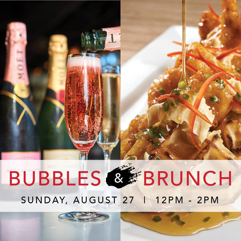 Morimoto Asia at Disney Springs To Host Bubbles & Brunch Event on August 27th