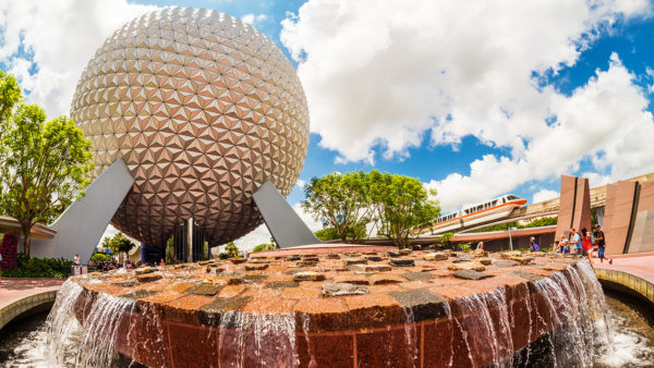 Merchandise Events Happening At Epcot In July 1
