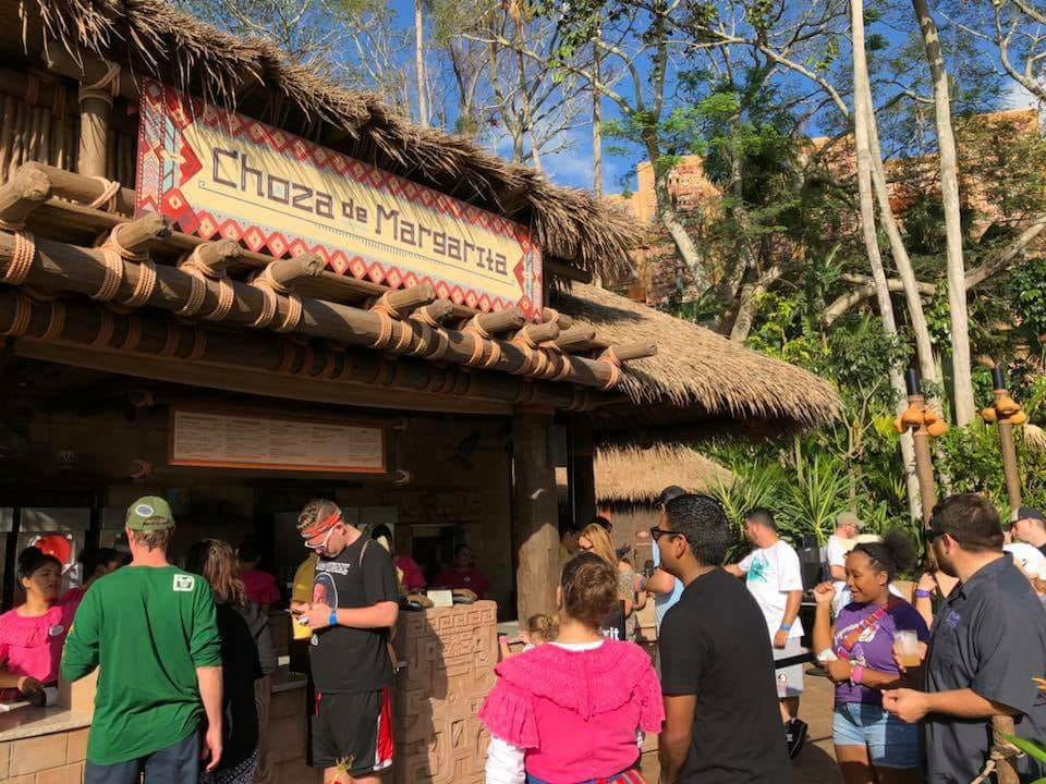 Photos – Choza de Margarita Menu from Epcot's Mexico Pavilion