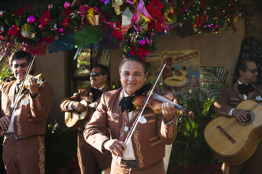 Watch Mariachi Cobre live from Epcot tonight!