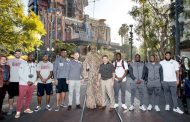 The Oklahoma Sooners and Georgia Bulldogs Visit Disneyland Ahead of Appearance in The Rose Bowl