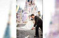 Get a Sneak Peek of 'Disney's Fairy Tale Weddings: Holiday Magic' Here
