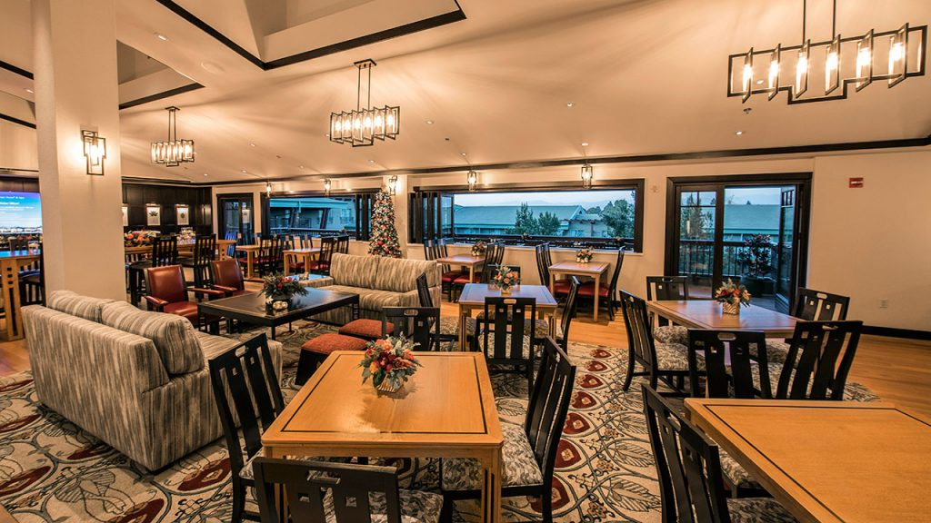 Take A Look Into The Grand Californian's Reimagined Club Level Lounge: The Veranda