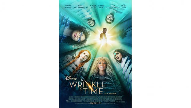 'A Wrinkle in Time' Preview To Run at Select Disney Parks
