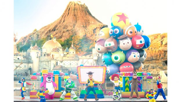 Tokyo Disney Invites You to Immerse Yourself in the Worlds of Pixar and Frozen