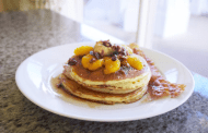 Kick of Your Day at Walt Disney World with the Floridian Pancakes!