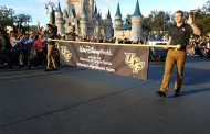 UCF Knights Celebrate Perfect Season with Parade Down Main Street U.S.A.