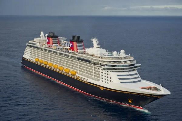 Disney Fantasy To Celebrate Mickey At Sea In 2019