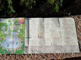 Festival of the Arts Guidemap Inside