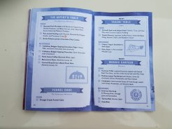 Passport Pages 20 & 21