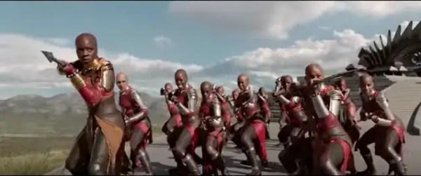 Warriors of Wakanda
