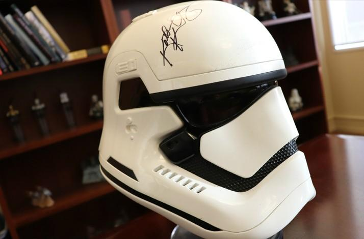 Own a Piece of 'Star Wars' History and Support Victims of California Wildfires
