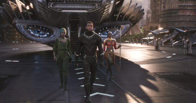 'Black Panther' Becomes Third Film Ever to Reach $700 Million Domestic Milestone 1