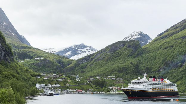 Live Like Anna and Elsa on a Disney Cruise Line Voyage Though Norway
