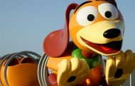 A New Look at Slinky Dog Dash Coming to Toy Story Land
