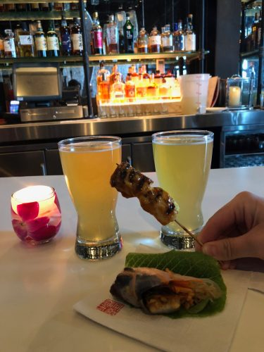 Review: Morimoto Sakura Festival – Crooked Can Happy Hour! 10