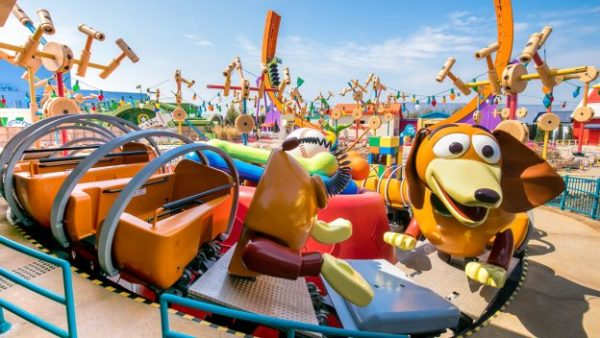 Shanghai Disneyland Opens Toy Story Land one month