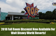 Save Up to 25% on Select Rooms at Walt Disney World This Summer and Fall!