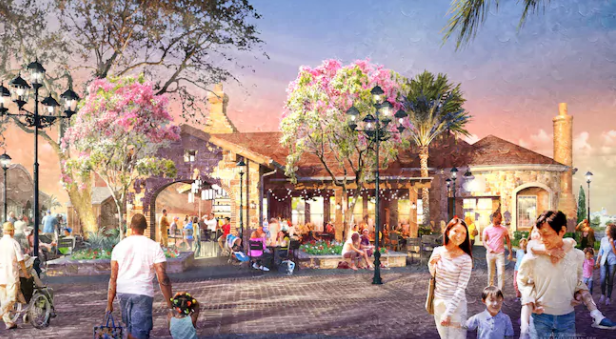 Reservations Now Open for Disney Springs' Newest Restaurant – Terralina Crafted Italian