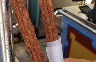 Get Your Hands On A Cocoa Churro Before It's Too Late!