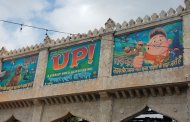 Take A Peek at Animal Kingdom's New Show - UP! A Great Bird Adventure