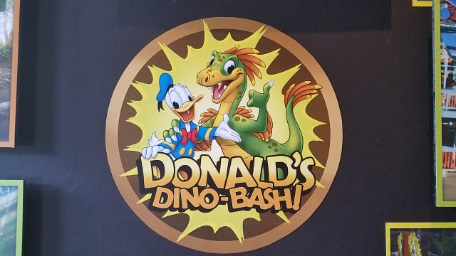 First Look: Concept Art for Donald's Dino Bash