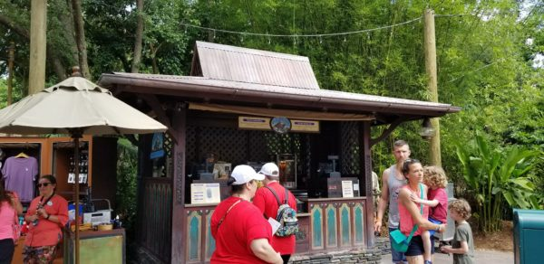 Stop By and Try the Warung Outpost Cake Push Pop at Animal Kingdom! 1