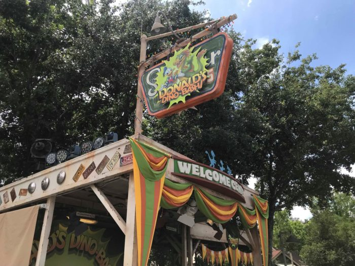 Dinoland U.S.A Gets a Dino-Bash Makeover 2