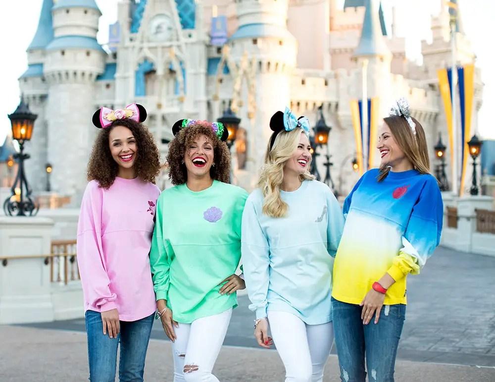The Beautiful Disney Princess Spirit Jerseys Are Now On Shopdisney