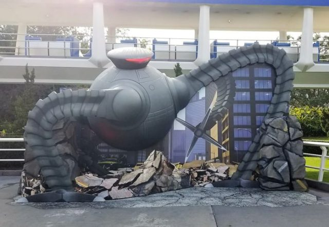 Incredible Tomorrowland Expo PhotoPass backdrops