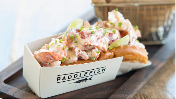 Paddlefish for Mother's Day
