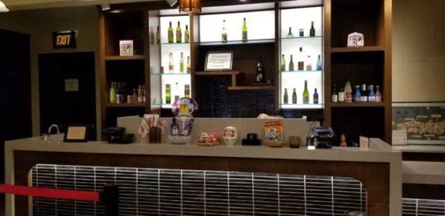 Sake Tasting at Mitsukoshi Department Store at Epcot's Japan Pavilion 2