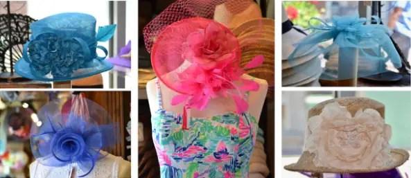 Chapel Hats Royal Wedding