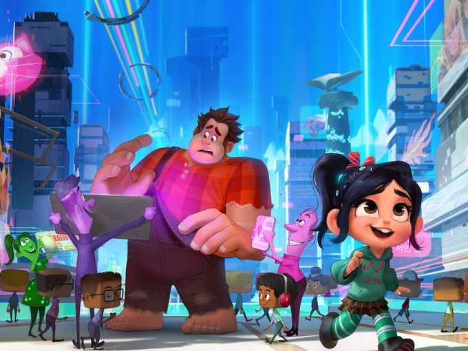 Ralph Breaks the Internet Tops the Box Office Sales for its Second Weekend