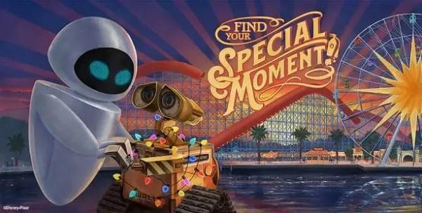 Disney California Adventure for Pixar Pier