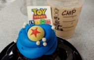 Celebrate the Opening of Toy Story Land with A Delicious Toy Story-themed Cupcake!
