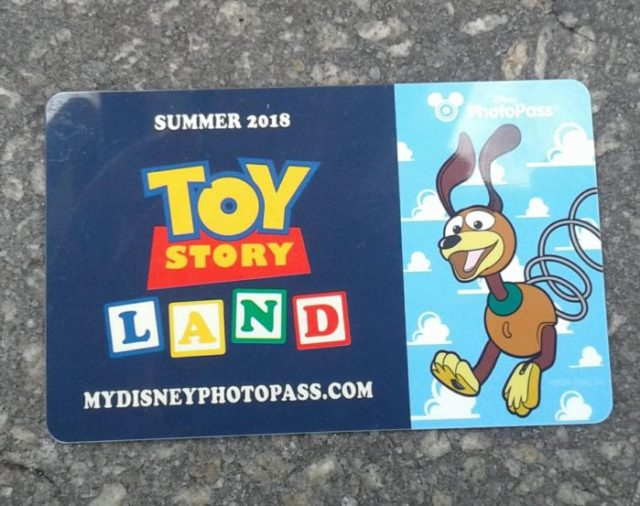 TSL PhotoPass Cards