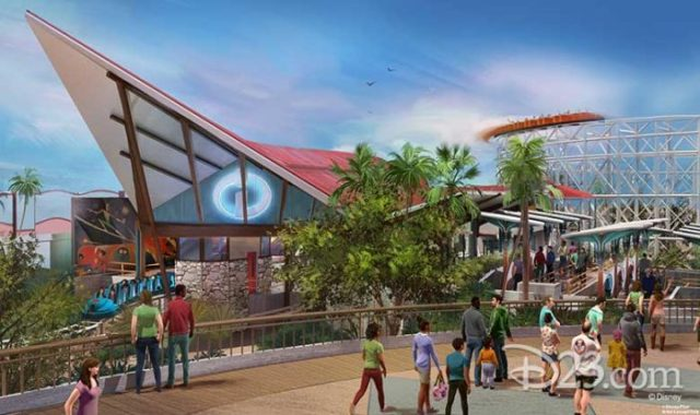 D23 Members Can Celebrate the Opening of Pixar Pier Early 2