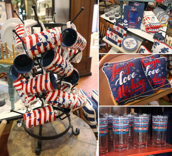 The Disney Parks Americana Collection Is Star Spangled Summer Fun 1