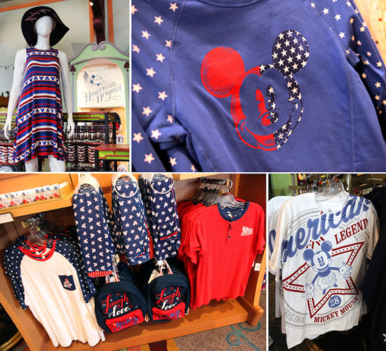 The Disney Parks Americana Collection Is Star Spangled Summer Fun 2