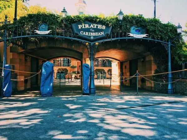 New Magic As Pirates Of The Caribbean Returns To Disneyland Park