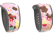 The Disney Parks Treats MagicBand is Deliciously Cute