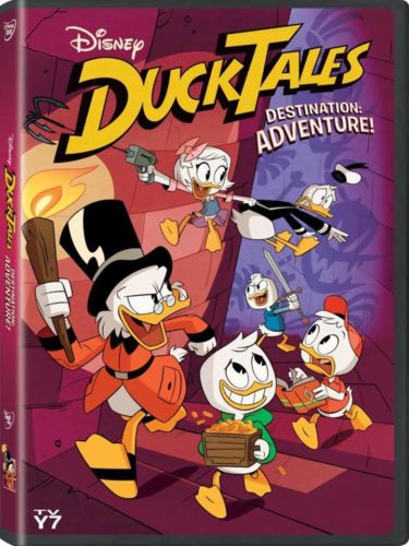 DuckTales Destination Adventure