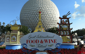 Epcot International Food and Wine Festival Expands to 87 Days