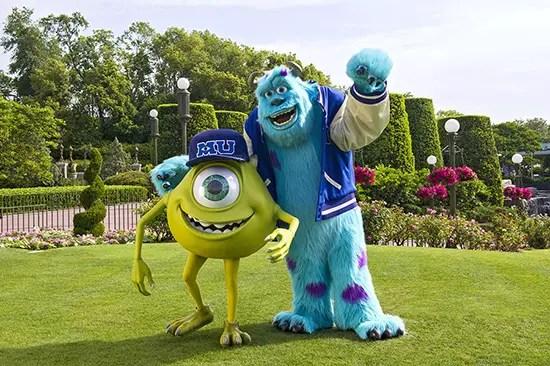 AP Pixar Fest