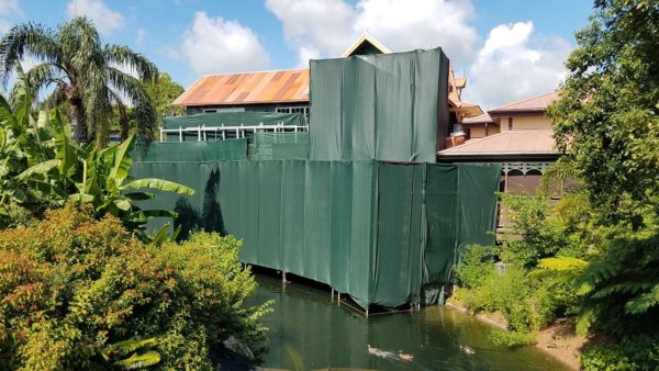 Construction Update For Rumored Club 33 Location At Magic Kingdom 4